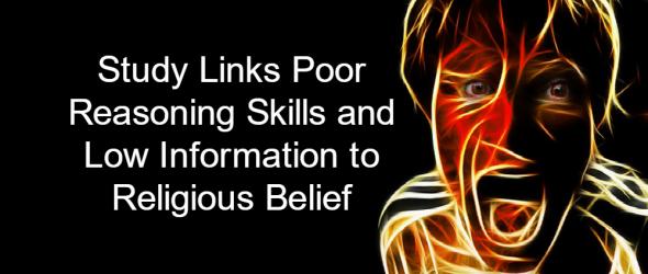 Study Links Religious Belief To Poor Understanding Of Physical World