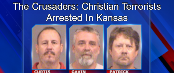 Christian Terrorists Arrested In Plot To Bomb Muslims