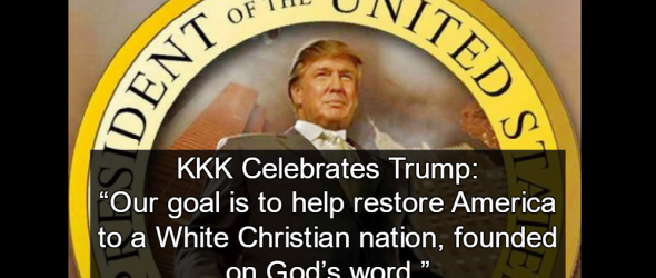 KKK Hosts Trump 'Victory Parade' In North Carolina