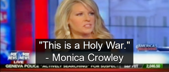 Holy Warrior Monica Crowley Joining Trump Administration