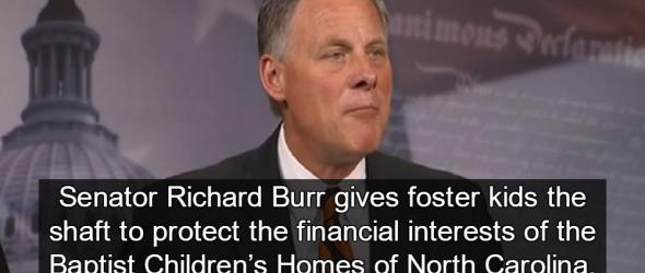 Senator Blocks Foster Care Reform To Protect Religious Group's Profits