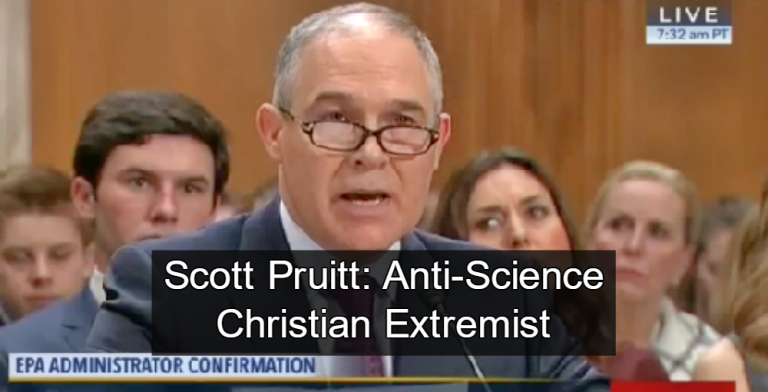 Scott Pruitt (Image via Screen Grab)