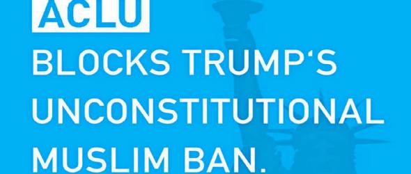 Federal Judge Blocks Trump's Muslim Immigration Ban