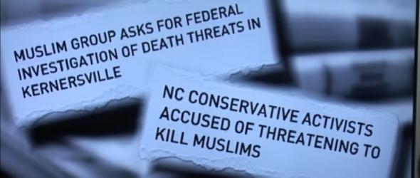 North Carolina Conservatives Plan To 'Start Killing' Muslims