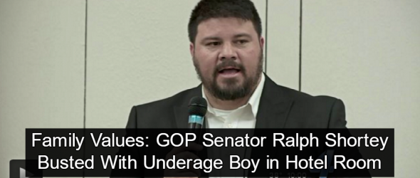 Oklahoma Senator Caught In Hotel Room With Underage Boy