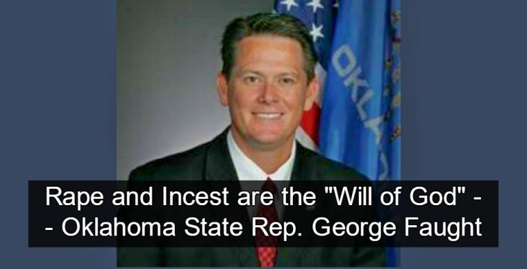 Oklahoma State Rep. George Faught