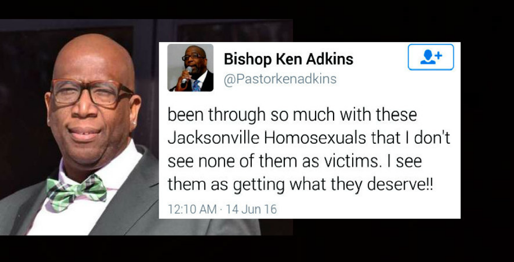 Anti-Gay Pastor Found Guilty Of Child Molestation