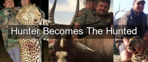 Trophy Hunter Scott van Zyl 'Eaten By Crocodiles' In Zimbabwe