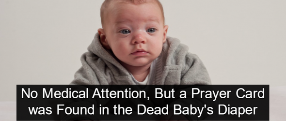 Religious Parents Kill Infant Son With Gluten Free Diet