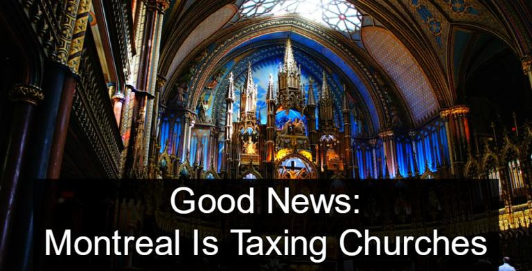 Church Notre-Dame Montreal (image via Max Pixel)