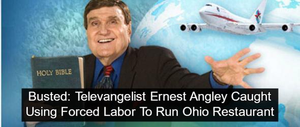Televangelist Ernest Angley Used Slave Labor To Run Restaurant
