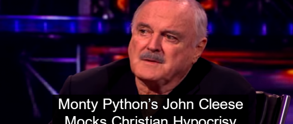 Monty Python's John Cleese Ridicules Christians For Supporting Trump