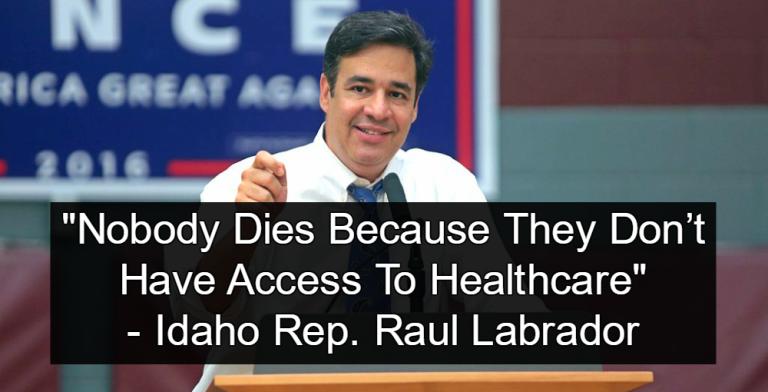 GOP Congressman Raul Labrador (Image via Wikimedia)
