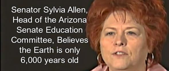 Creationist Leads Arizona Senate Education Committee