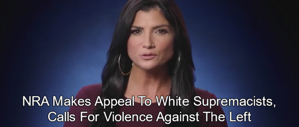 NRA Video Calls For Violence Against Left Wing Protesters