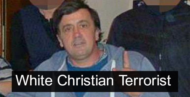 Darren Osborne, White Christian Terrorist (Image via YouTube)