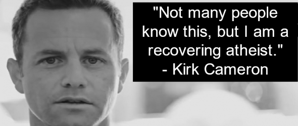 Kirk Cameron Comes Clean: 'I Am A Recovering Atheist'