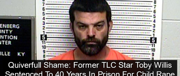 Christian Reality Show Star Sentenced To 40 Years For Child Rape