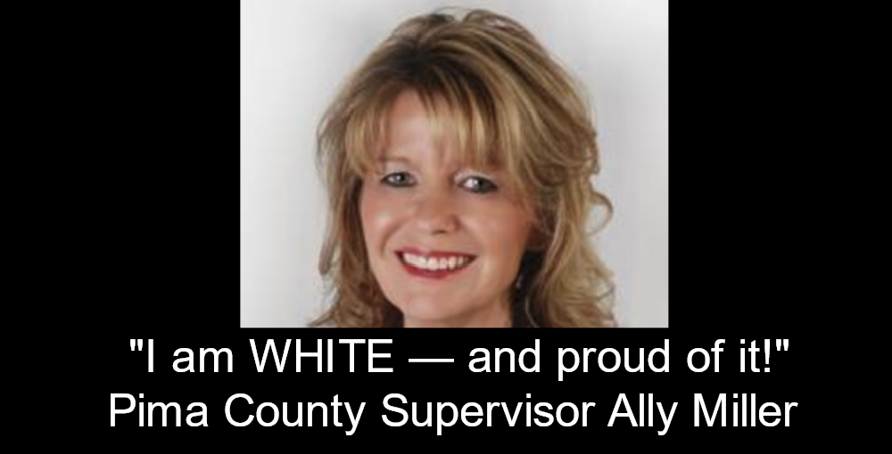 Ally Miller Goes Into Hiding After Promoting White Pride On Facebook (Image via Facebook)