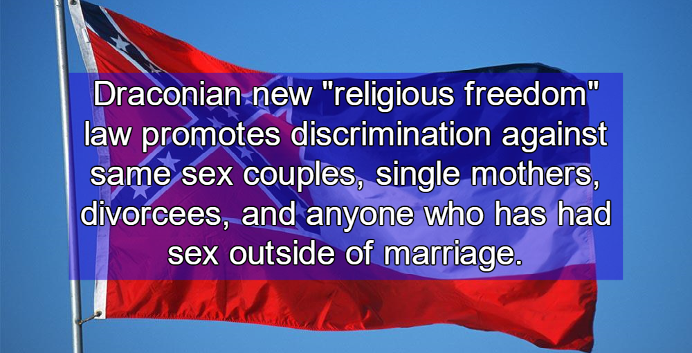 Supreme Court Allows Draconian 'Religious Freedom' Law To Stand (Image via Pixabay)