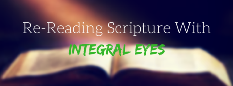 Re-Reading Scripture With