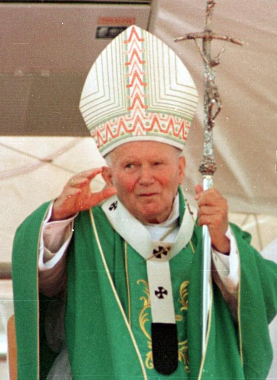 CST in 140 Characters or Less: St. John Paul II on Working for One's Bread
