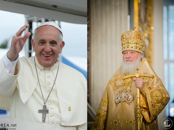 Live stream here: Pope Francis and Russian Patriarch Kirill to Sign Joint Declaration in Cuba