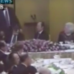 When President George H W Bush Fainted and Vomited on Japan's Prime Minister