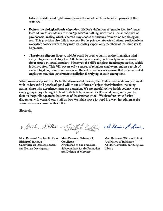 Bishop s letter 2