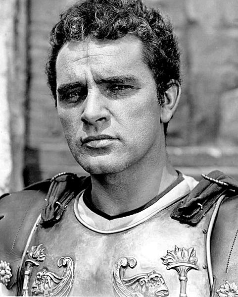 Photo Source: Wikimedia Commons. Public Domain. http://commons.wikimedia.org/wiki/File:Richard_Burton_-_The_Robe.jpg
