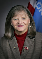 Representative Sally Kern. Photo Source: Oklahoma House of Representatives.