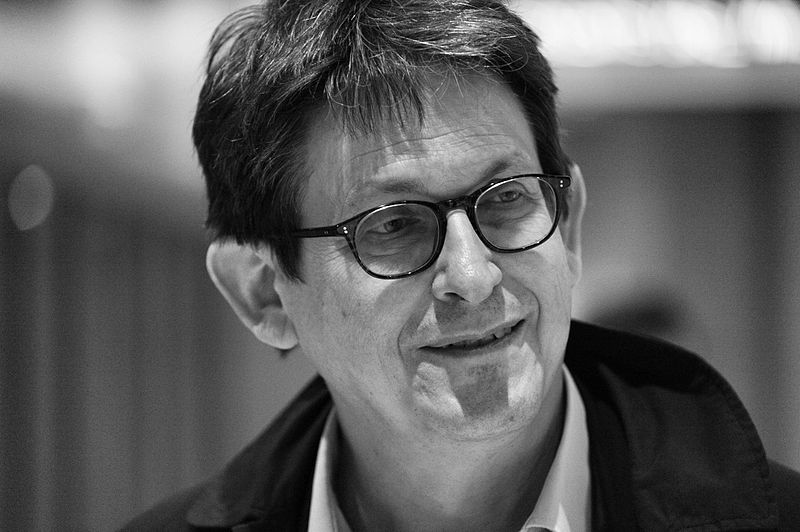 Alan Rusbridger, editor, The Guardian Photo Source: Wikimedia Commons, The Guardian