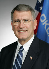 Representative Gary Banz Photo Source: Oklahoma House of Representatives File Photo