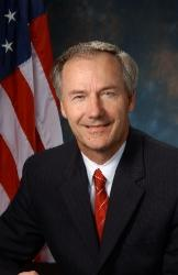 Arkansas Governor Asa Hutchinson Photo Source: Wikimedia, public domain