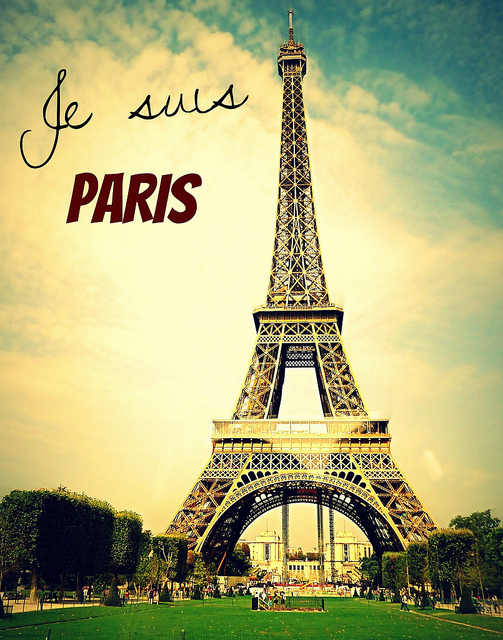 Photo Source: Flickr Creative Commons by Anne Je suis Paris https://www.flickr.com/photos/je4vo1/