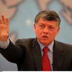 King Abdullah of Jordan Photo Source: Flickr Creative Commons by Chatham House https://www.flickr.com/photos/chathamhouse/