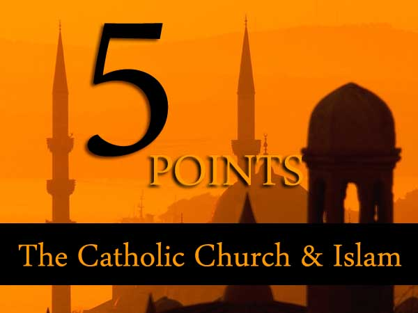 Five points muslim
