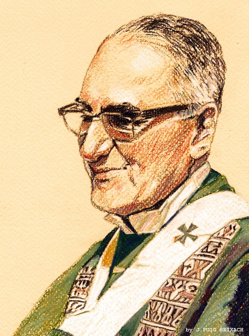 1286 further Orletsky additionally Laudato Si' Postcard For Primary Schools additionally Archbishop Oscar Romero Declared A Martyr By The Pope moreover Lacorte. on oscar romero and the pope