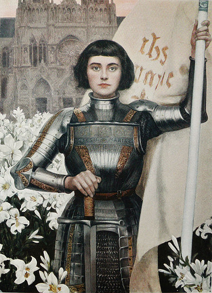 a biography of joan of arc a saint of the catholic church As a sacrifice of praise the people of st bartholomew and st joan of arc welcome people of every race, language and way of life around the table of our lord jesus christ in an american african/hispanic expression of roman catholic worship.