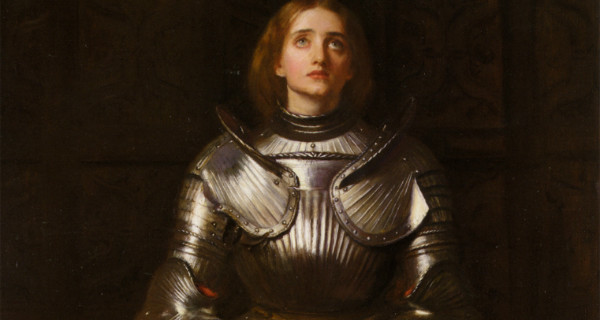 10 Most Gorgeous Paintings of Joan of Arc | Sr. Theresa ...