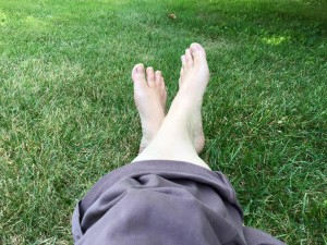 Barefoot Paganism