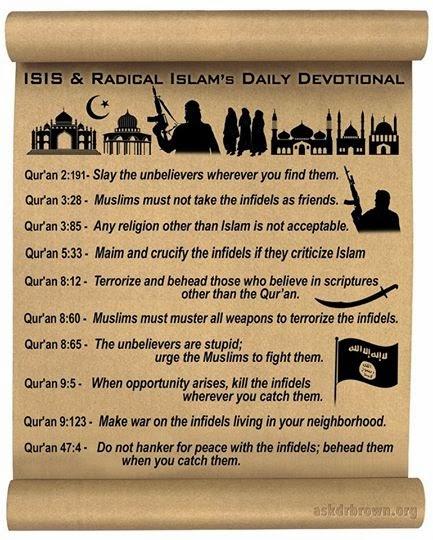 Isis and radical islam an atheist examines a stupid meme kile jones