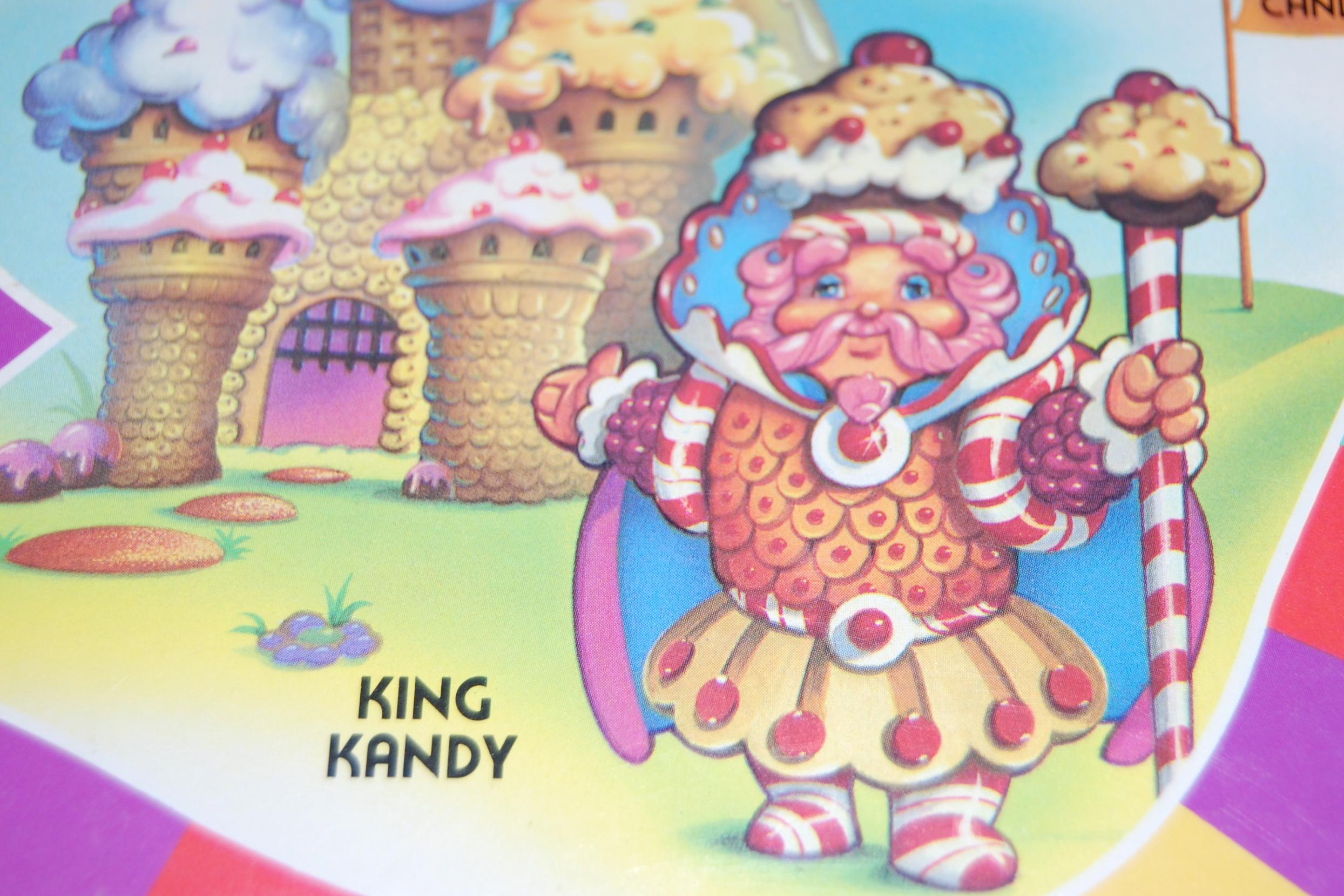 Candyland King Candy The Cultural Evolution...