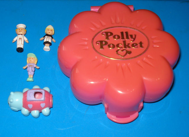 1990s Music Toys : The evolution of polly pocket rachel marie stone