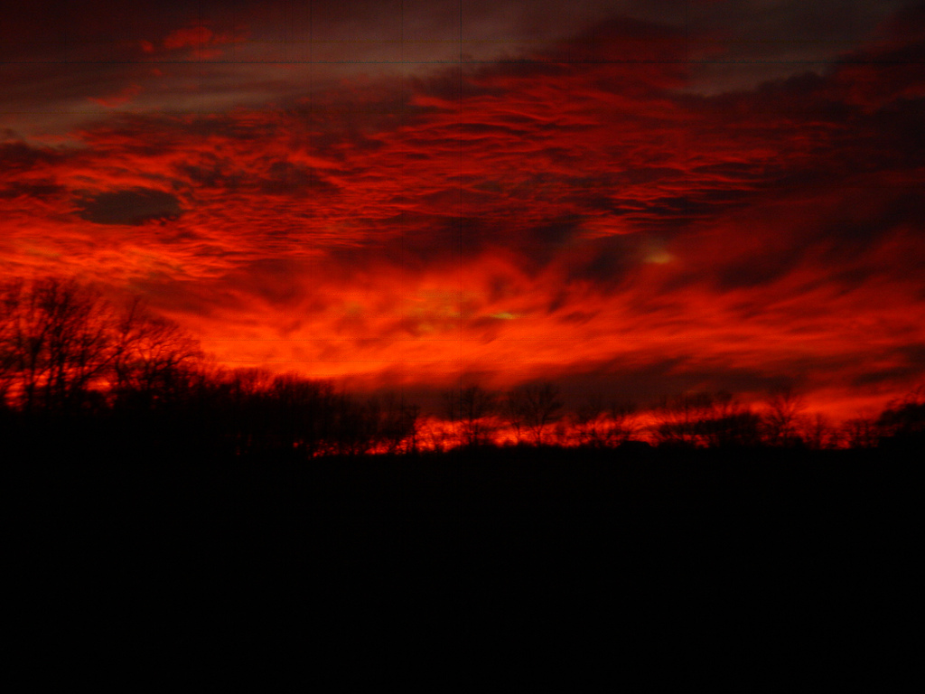 red steppe clouds - photo #24