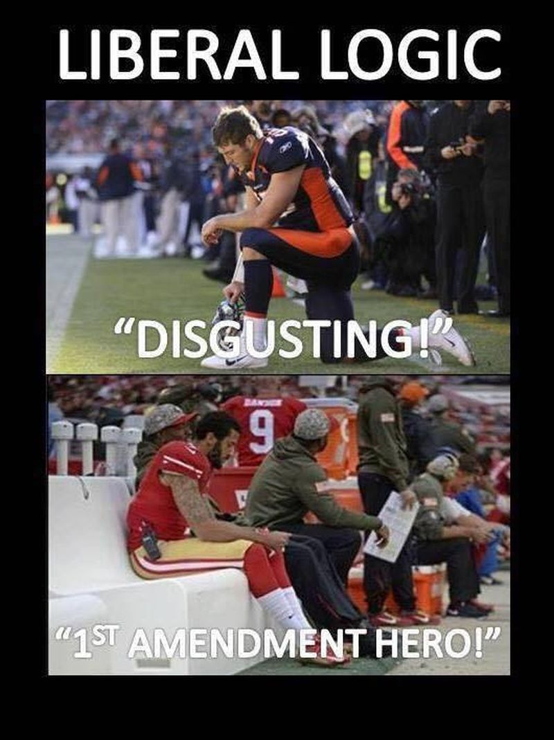 liberal tebow 800 i'm pretty sure jesus wouldn't stand for a national anthem, either