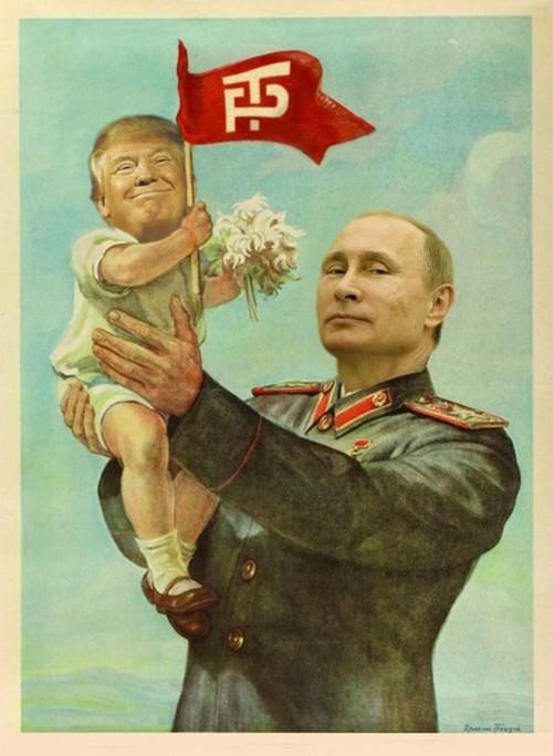 commie trump 2