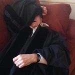 pastor napping