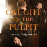 Caught in the pulpit cover