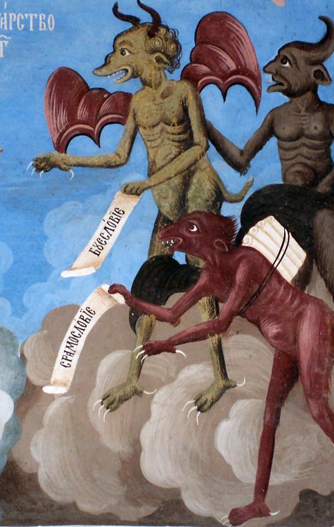 Devils-from-Rila-monastery